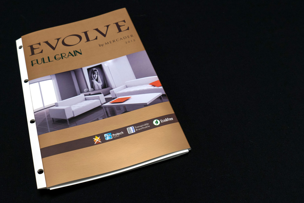 Collection « Evolve Full grain » ALONSO MERCADER