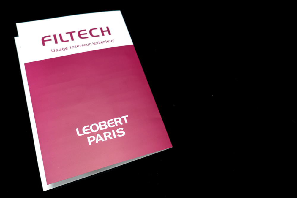 """Collection """"Filtech"""" Collections exclusives Leobert"""