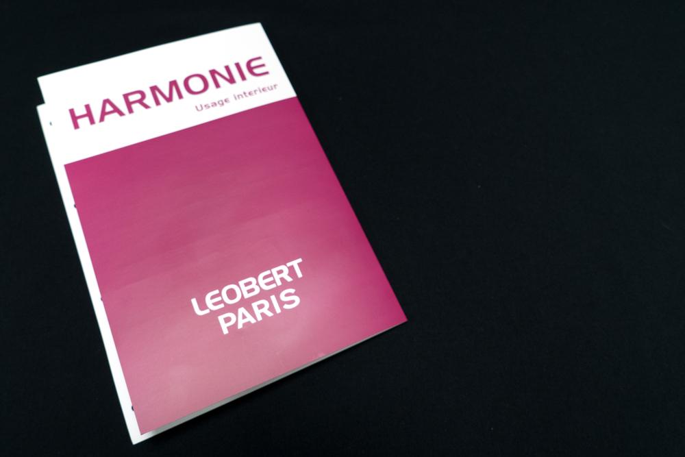 catalogue harmonie
