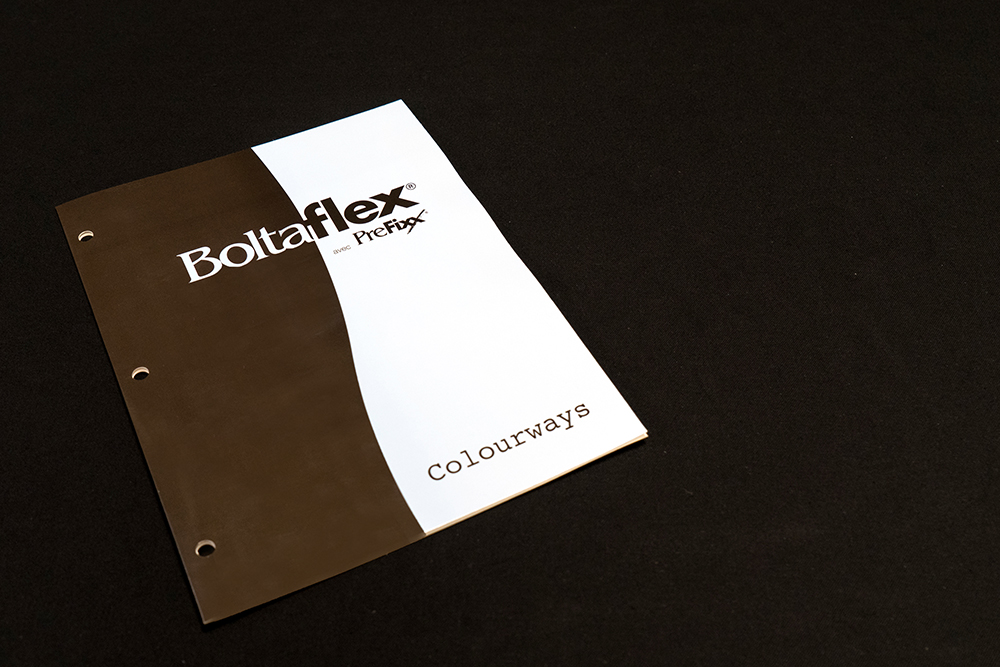 Collection « Boltaflex Colourways »
