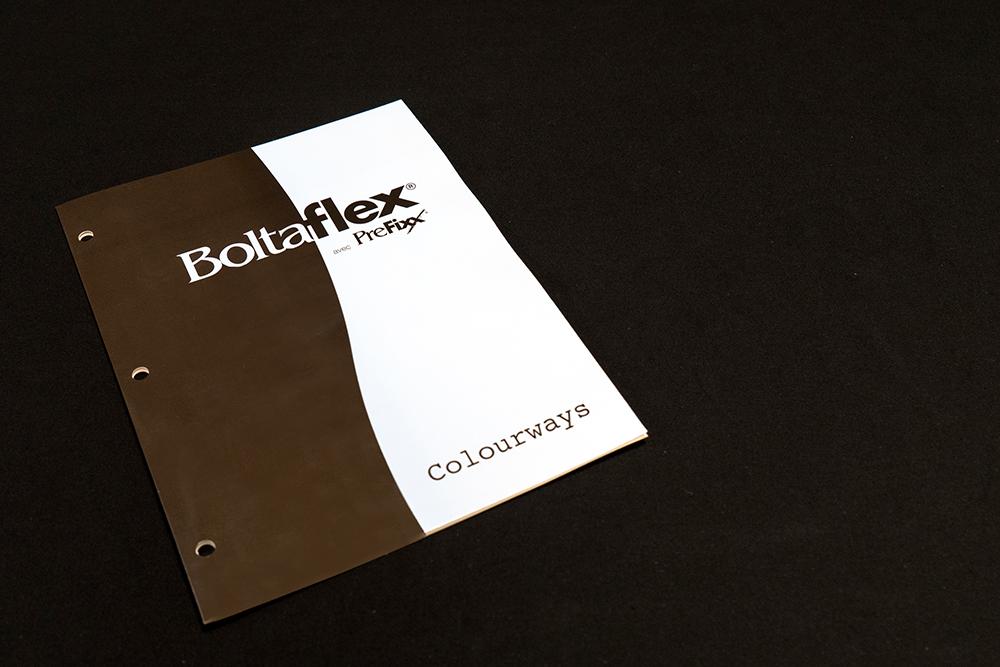 Boltaflex colourways catalogue