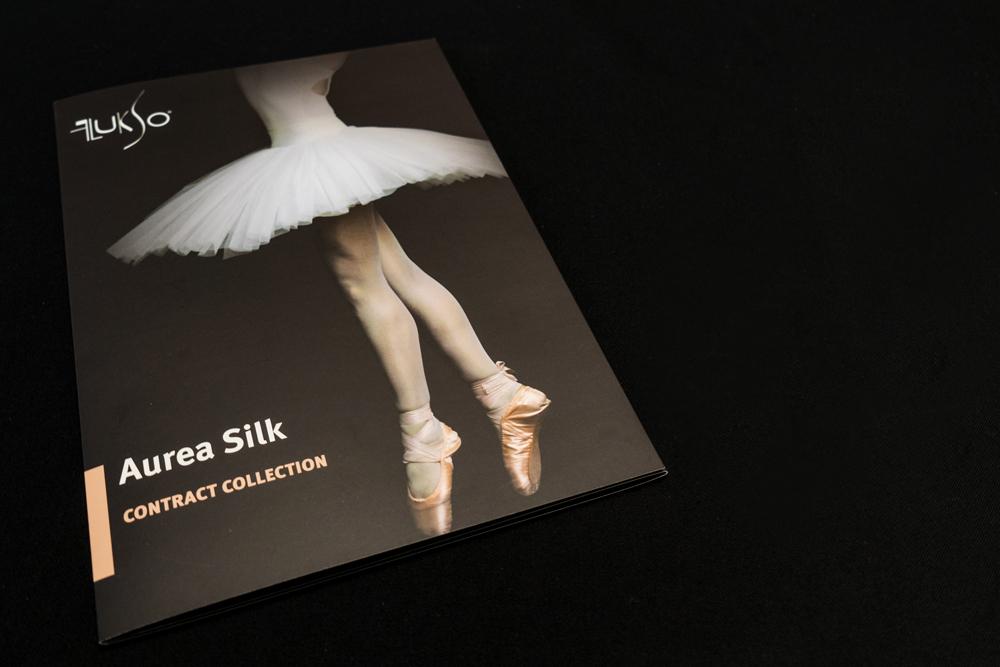 Collection « Aurea Silk » FLUKSO