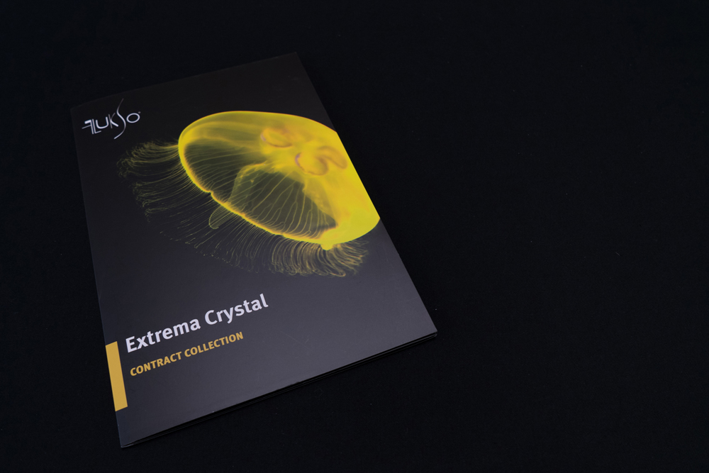 Collection « Extrema Crystal » FLUKSO