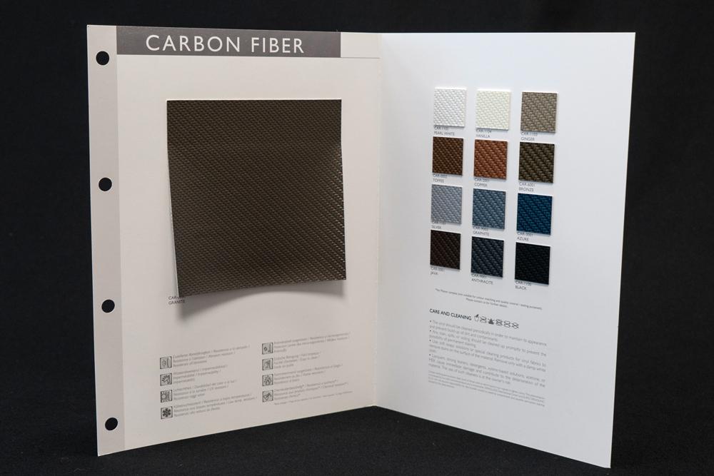Nuancier « Carbon Fiber » SPRADLING