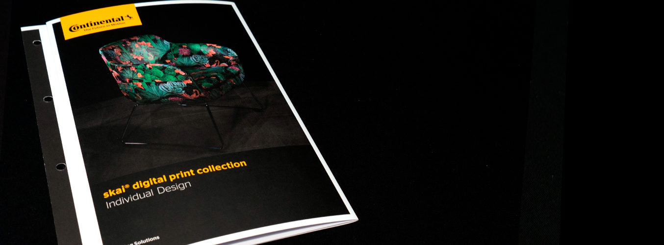 "Accueil Collection ""Digital Print"" Skai Hornschuch"