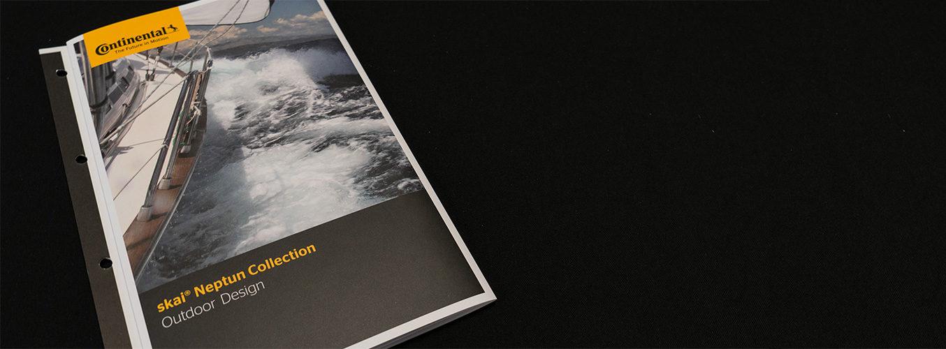 """Accueil Collection """"Neptun"""" - Skai Hornschuch"""