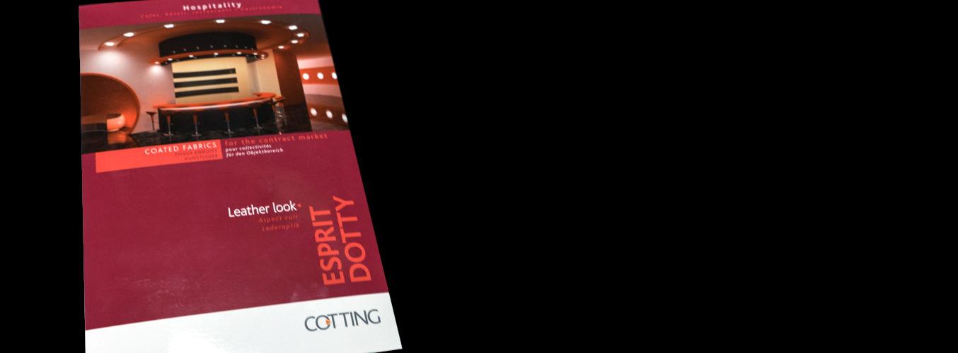 "Accueil Collection ""Esprit Dotty"" - GRIFFINE COTTING GROUP"