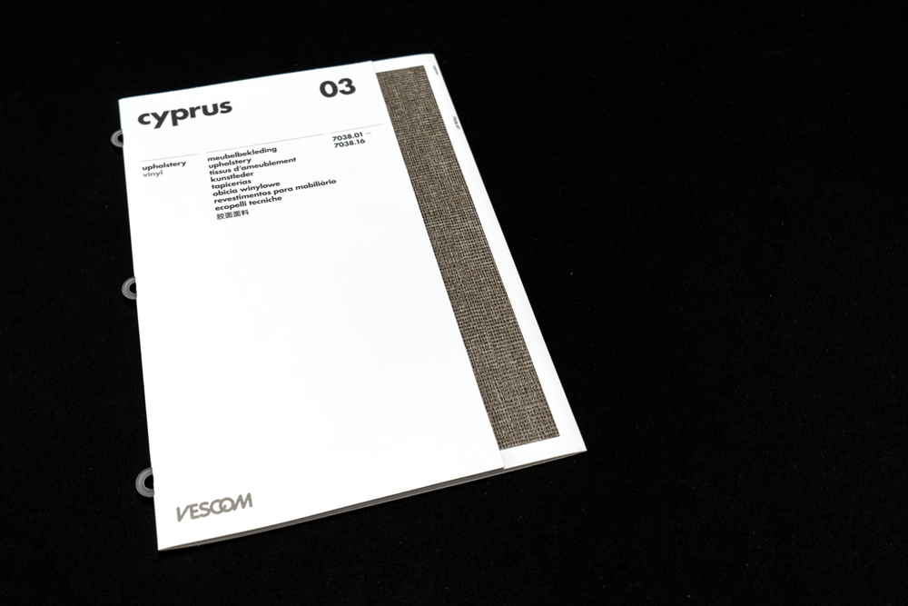 Collection « Cyprus » VESCOM