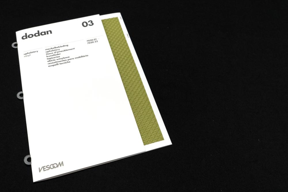 Collection « Dodan » VESCOM