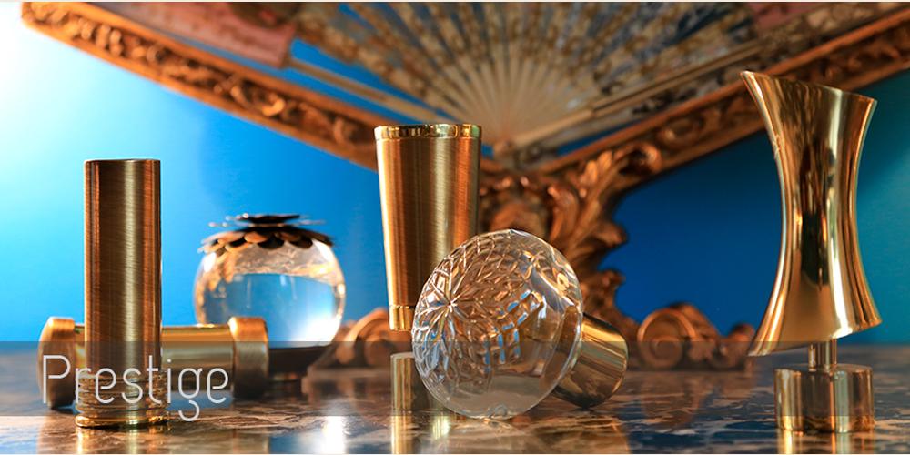 """Collecion """"Prestige"""" Cessot Décoration"""
