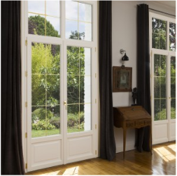 Fenêtre et porte fenêtre PVC EXCEO Héritage