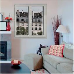 Fenêtre et porte fenêtre PVC PERFEO