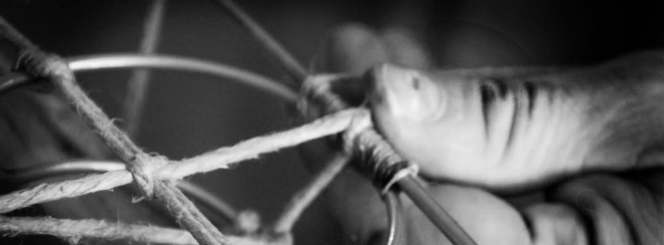 Fourniture de tapissier guindage