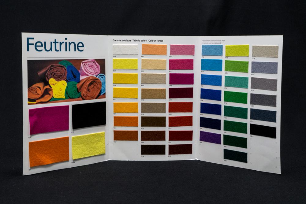 Coloris Feutrine