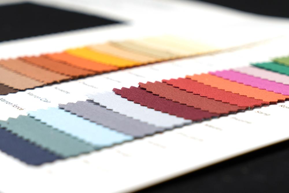 Coloris satinette SARI 100 coton