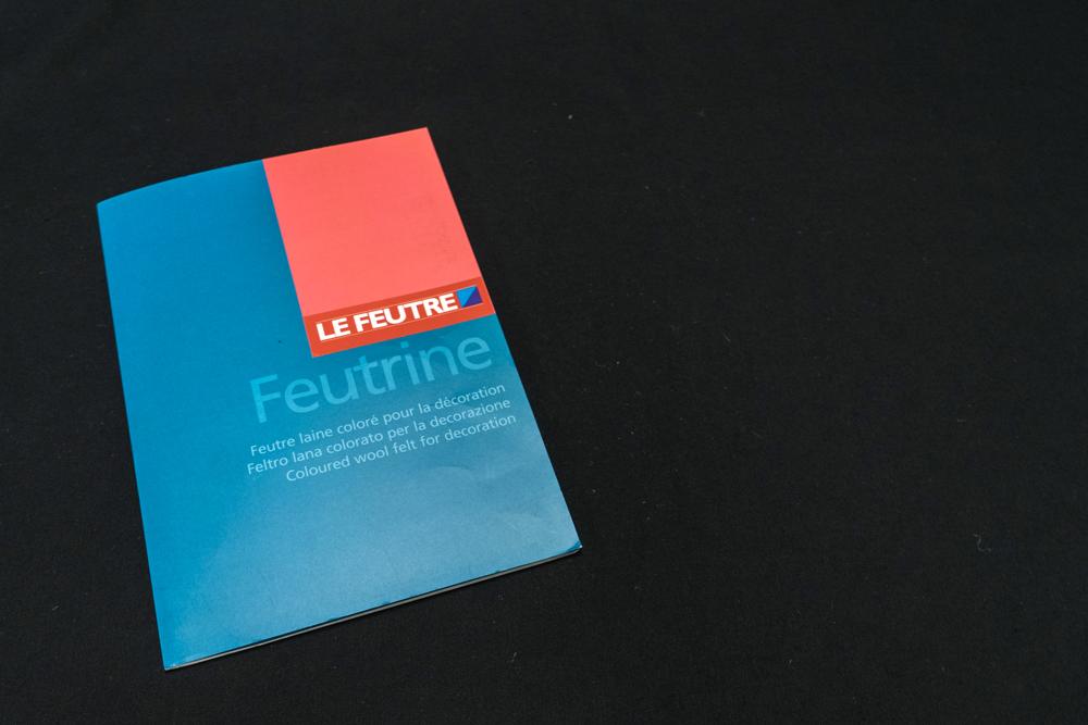 Plaquette FEUTRINE