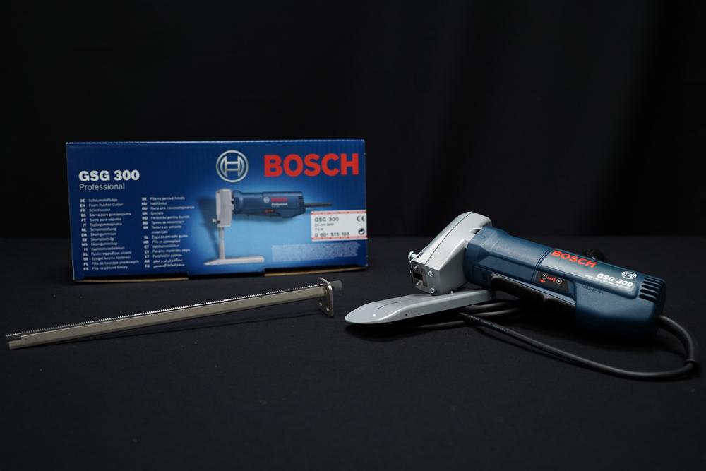 Scie à mousse Bosch modèle GSG-300