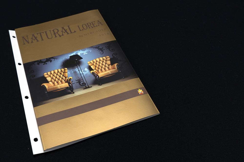 "Collection ""Natural Lorea"" ALONSO MERCADER"