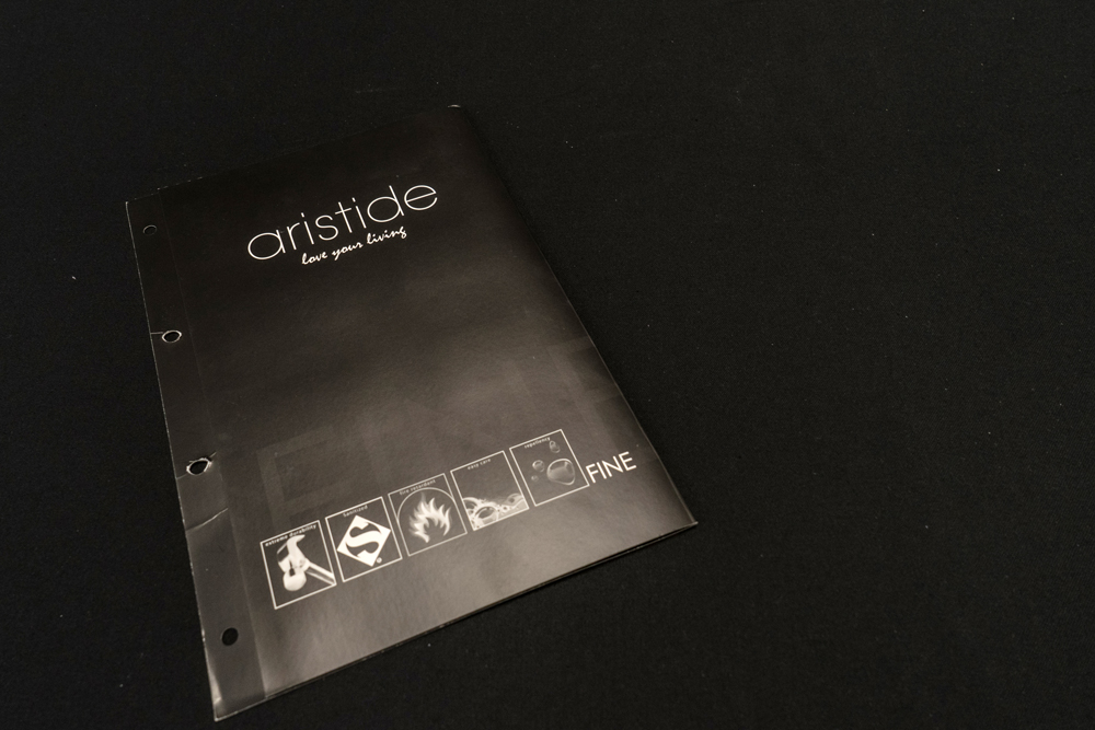 """Collection """"Fine"""" ARISTIDE"""