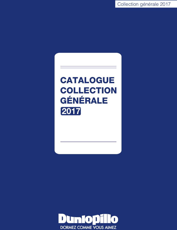 Catalogue Collection Générale2017