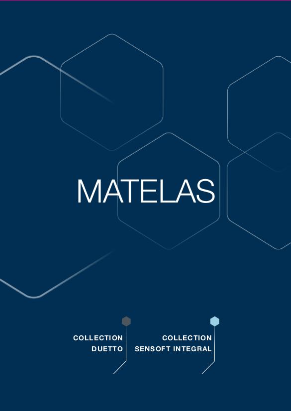 Catalogue gamme général 2017 Matelas Simmons