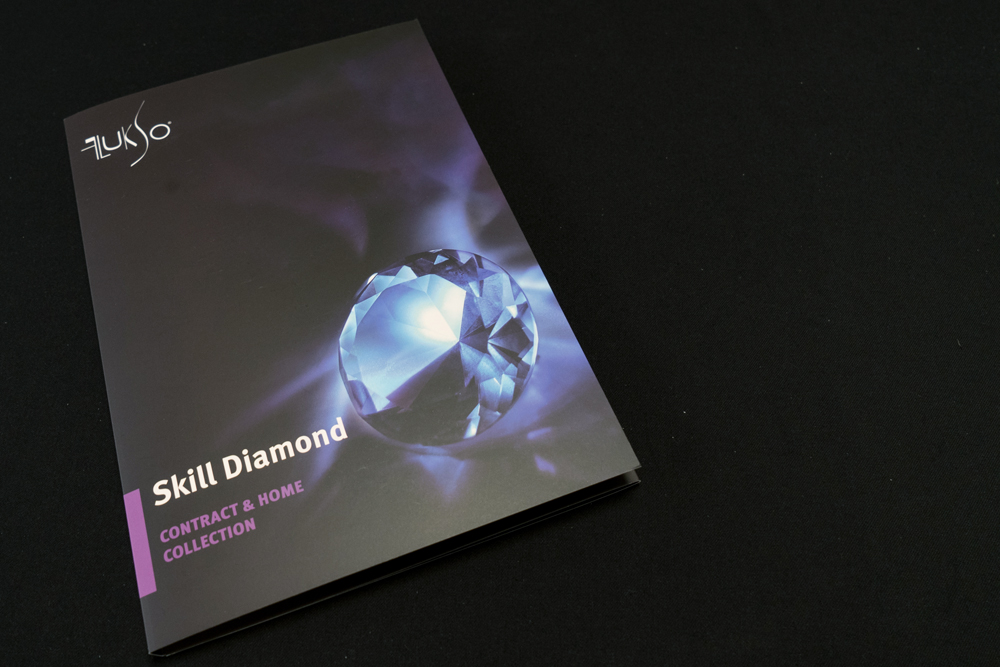 "Collection ""Skill Diamond"" FLUKSO"