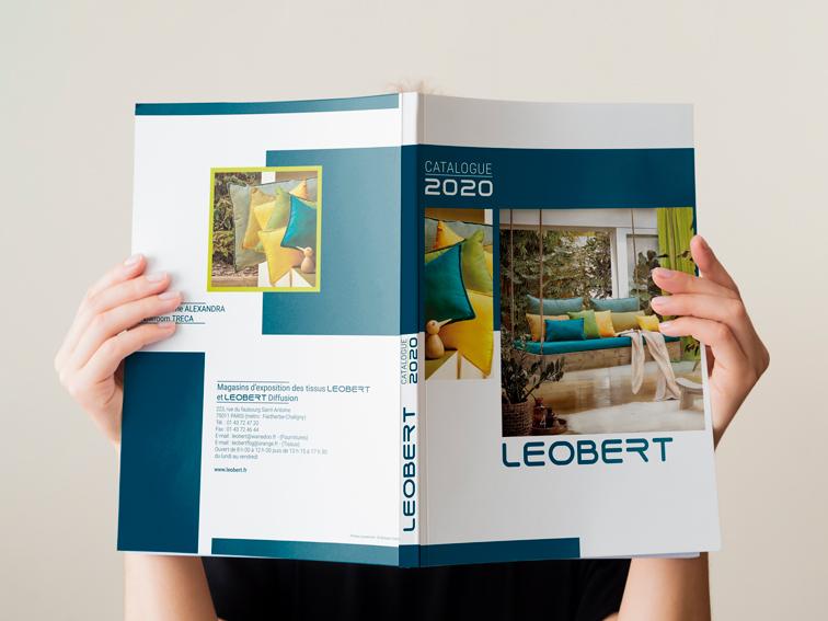 couverture catalogue Leobert 2020