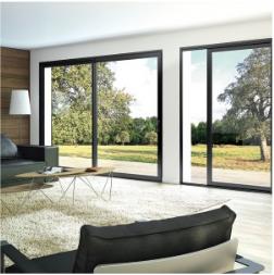 Fenêtre et baie coulissante aluminium ALUSLIDE