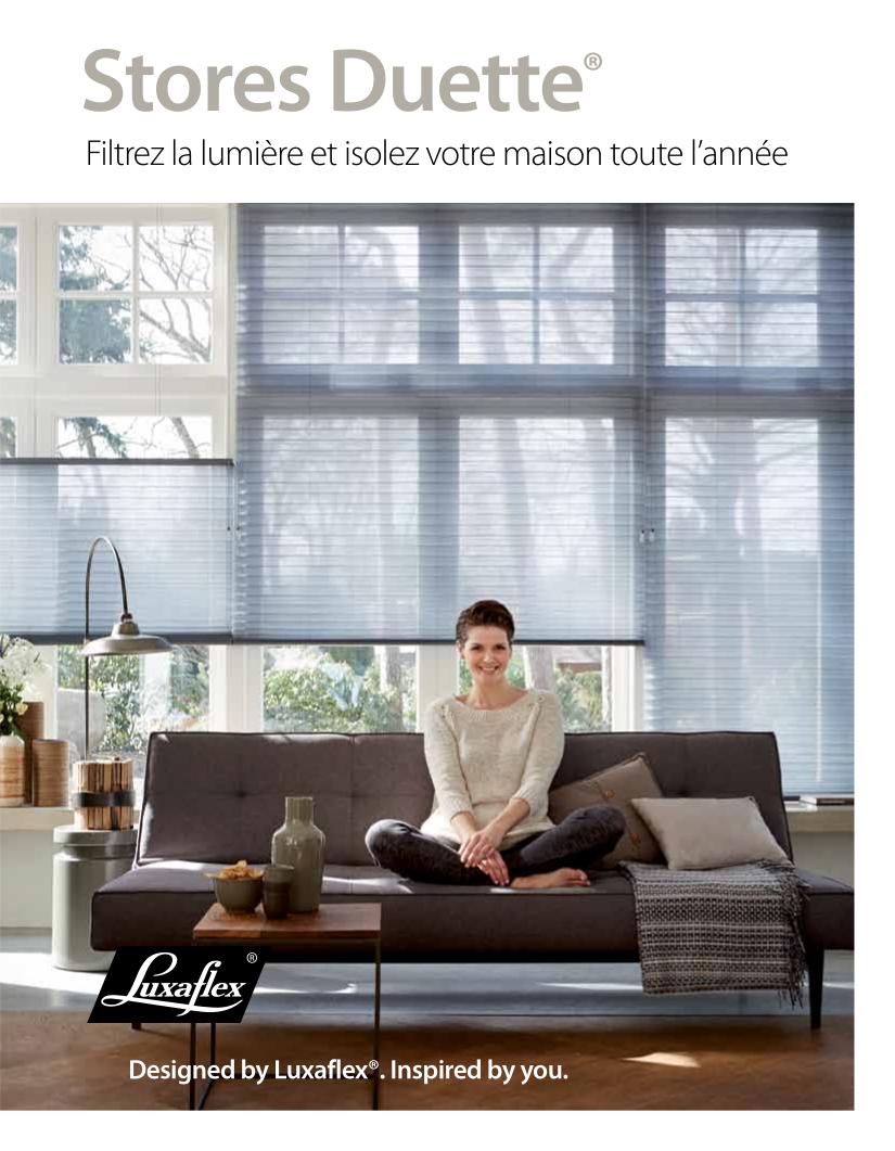 Stores Duette Luxaflex