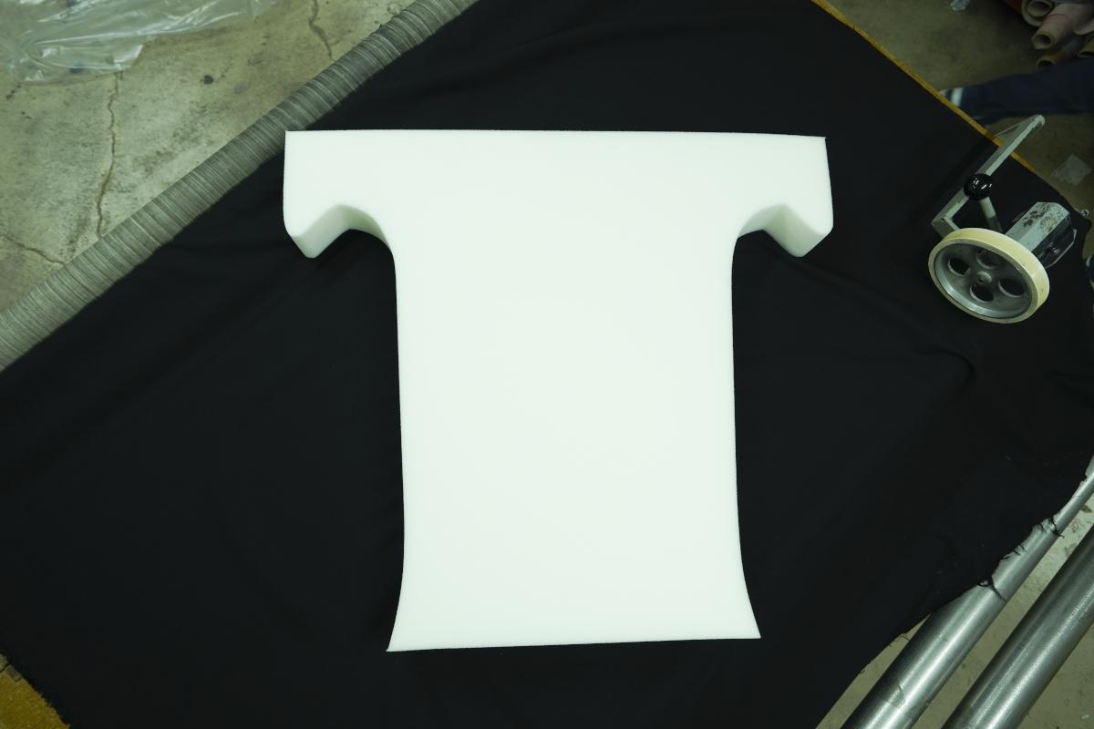 Coussin plat forme marteau qualité HR40